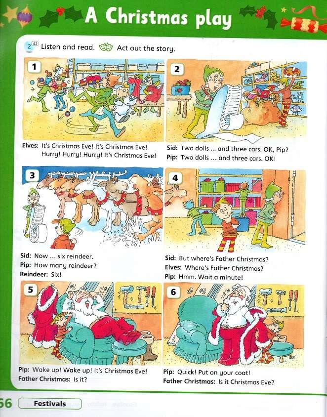 świąteczny scenariusz, boże narodzenie