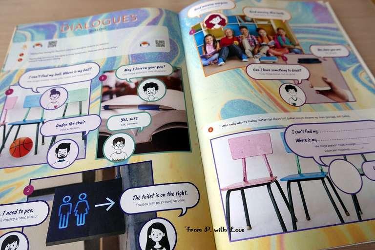 dialogi po angielsku dla dzieci